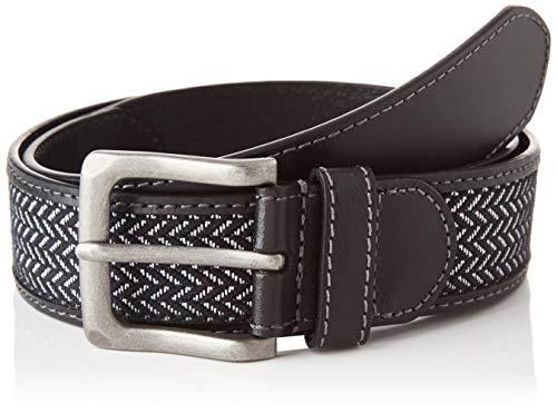 LEVIS FOOTWEAR AND ACCESSORIES Unisex Levis Surcingle Belt Gürtel, Black, 110