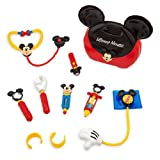 Disney Maletín doctor con accesorios Mickey luces sonidos (Lingga Inglés)