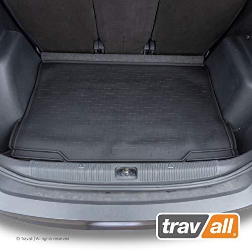 Travall Liner Kofferraumwanne TBM1076 - Maßgeschneiderte Gepäckraumeinlage mit Anti-Rutsch-Beschichtung
