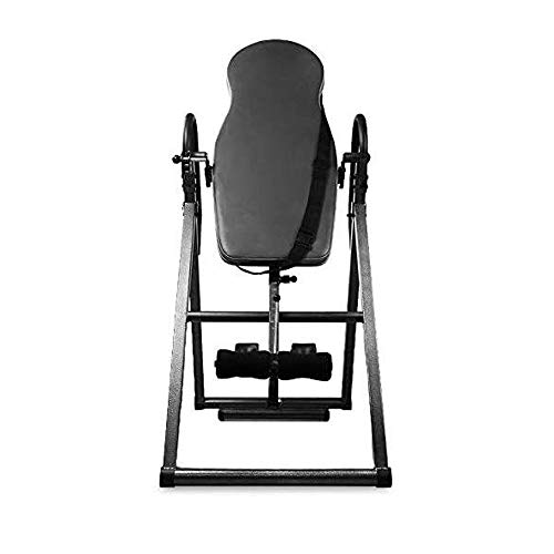 For Sale! BZLLW Inversion Table Back Fitness Back Pain Relief,Adjustable Back Inversion Table for Ho...