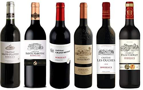 vin rouge auchan