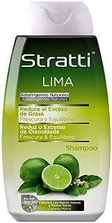 Stratti Lima - Champú Frescura y Equilibrio con Keratina sin Sal - 400 ml