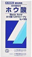 【第3類医薬品】ホウ酸(粉末) 3g×12 ×8