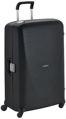 Samsonite Termo Young Spinner XX-Large Suitcase Luggage, 85 cm, 120 Litre, Black (Black)