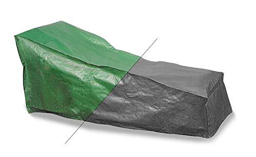Bosmere P365 Protector Plus Housse réversible pour Bain de Soleil Vert/Noir