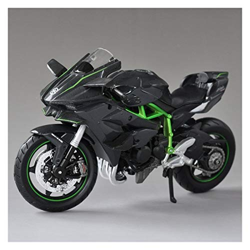 CYPP 1:12 para Ninja H2 R Diecast Motorcycle Modely Toy for Collection Adult Children's Toys
