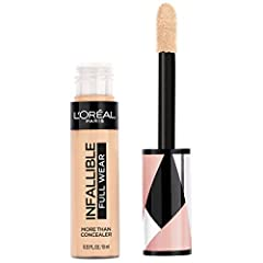 Full Coverage Concealer: Experience full coverage and full face wear with a flawless matte finish for up to 24 hours, This multi use formula conceals imperfections and covers blemishes while doubling as a contour/highlight product Maximum Coverage: O...