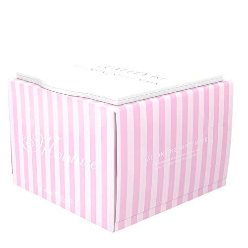 クオリティファースト(Quality1st)オールインワンシートマスクモイストEX(50枚)BOX(長時間高保湿)