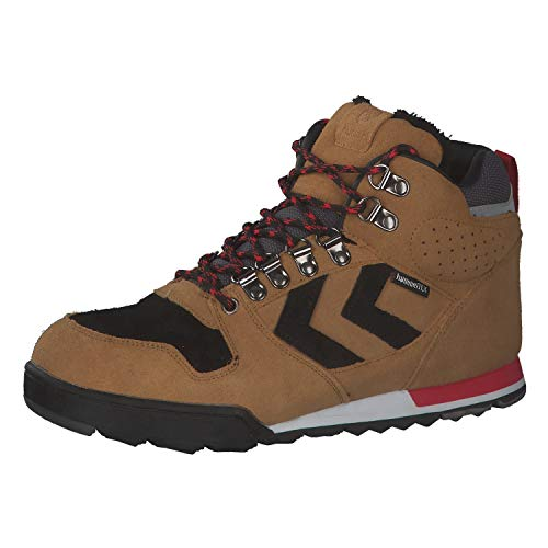 hummel Unisex Boots Nordic Roots Forest Mid 208832 Sierra 38