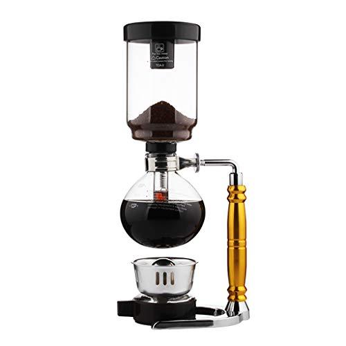 Moulin à café manuel de précision: Broyeur conique en céramique - Nickel brossé ( Couleur : Five people )