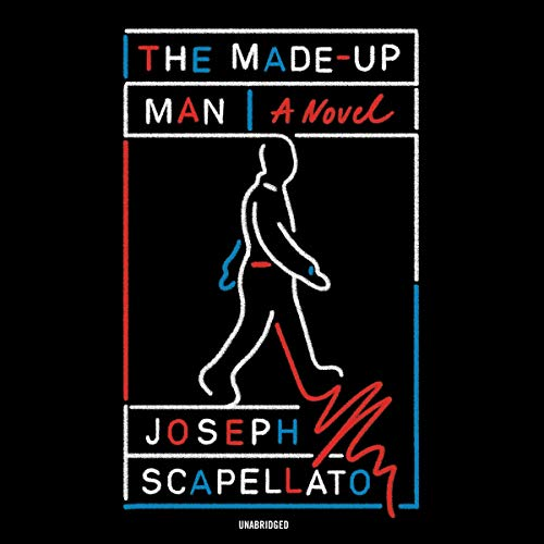 The Made-Up Man audiobook cover art