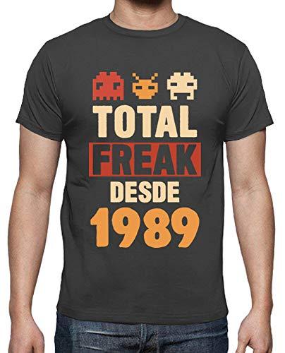 latostadora - Camiseta Total Freak Desde 1989 para Hombre