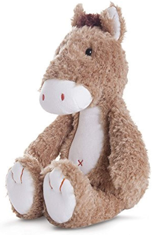 12 Marronee Nature's Friends Horse Soft giocattolo by Aurora World