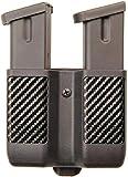 BLACKHAWK! 410610CBK Magazine Case 9mm,0.40cal Double Black