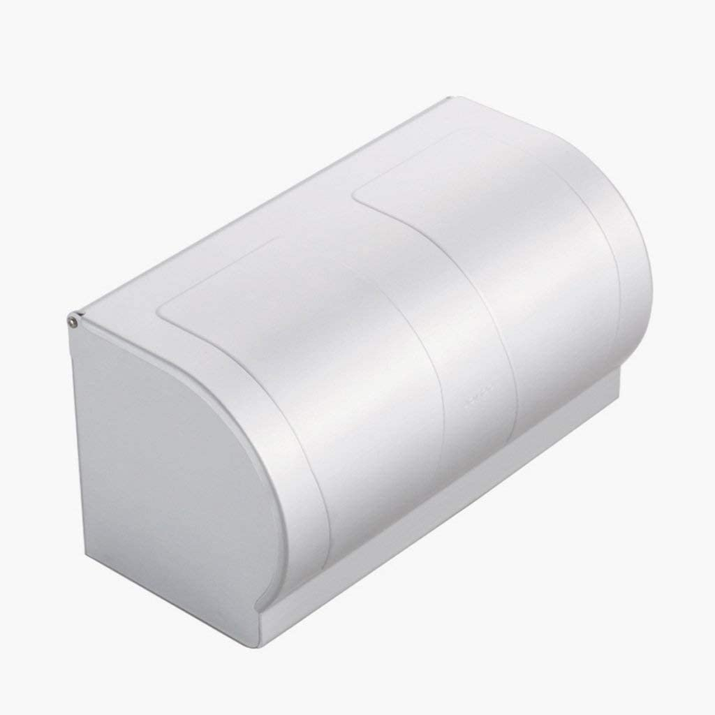 ZXY-NAN Paper Holders Toilet New Shipping Free paper Aluminum holder Simple Max 60% OFF Space