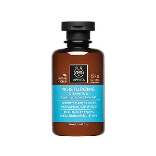 Apivita - Champú hidratante ãcido hialurónico & aloe