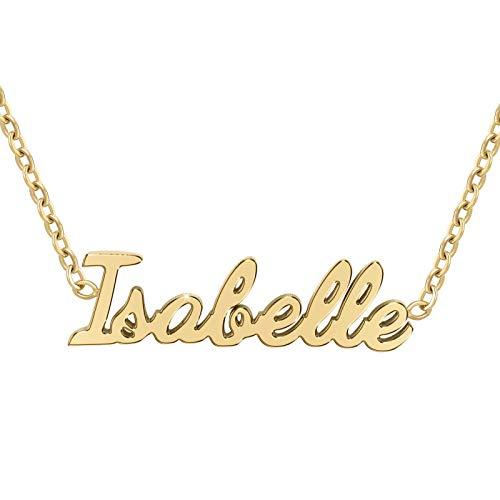 SC Crystal Isabelle Women's Steel Necklace