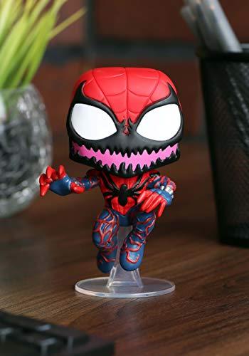 Funko 486 Marvel Spiderman Spider-Carnage Exclusive Pop Vinyl Figure