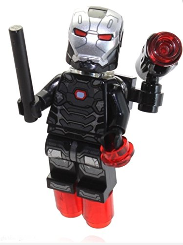 Lego War Machine Minifigure Exclusive Loose 76051 Super Heroes Civil War by LEGO