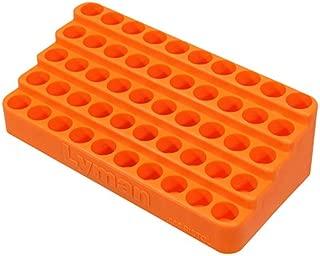 Lyman Bleacher Large Blocks for Pistol, One Size, Orange