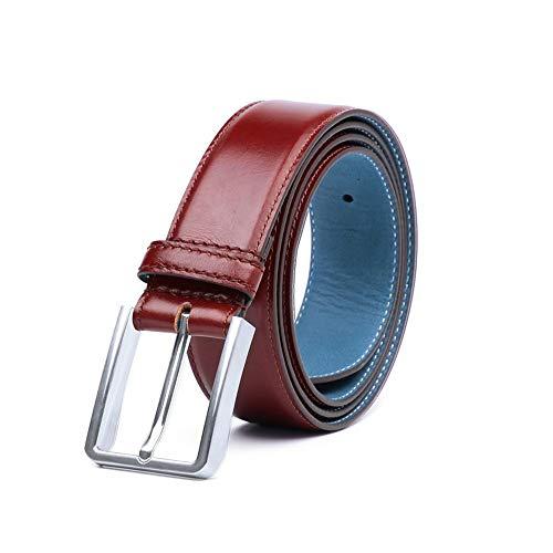 Los hombres de la correa Vestido clásico de cinturón for hombre Pantalones...