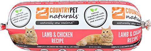 CountryPet Naturals Pasteurized Frozen Cat Food