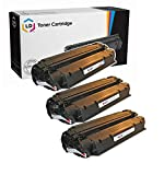 LD Remanufactured Toner Cartridge Replacement for Canon X25 8489A001AA (Black, 3-Pack)