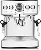 HYCQ Automatic Coffee Machine, steam Pump Coffee Maker, Home, Advertising, Party