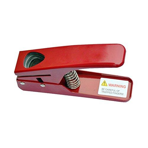Ramingt-Office benodigdheden Ponsen Machine Gitaar Picker Grensoverschrijdende Verkoop Gift Gitaar Punch Ponsen Machine