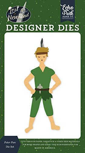 Echo Park Troqueles Peter Pan