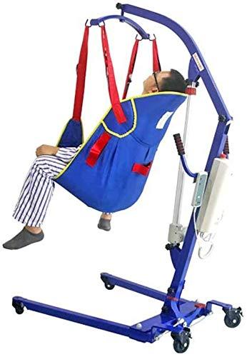 TINWG Tragbare Ganzkörper-Patient elektrischer Lift Sling mit Padded Vest Aufzug Sling, All-Inclusive Hüfte, Split Leg Design for Elderly untere Extremität Gehen Stehen Trainingsgeräte 0406