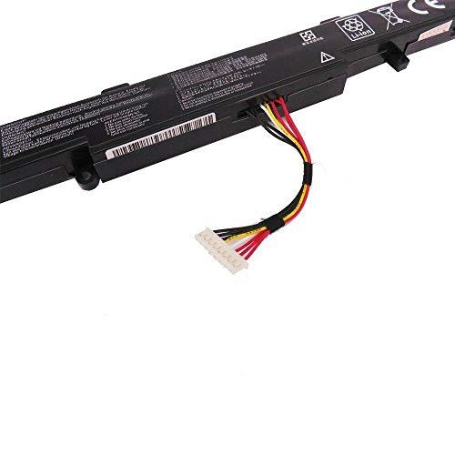 FengWings® Akku A41-X550E 15V 44Wh Laptop Akku Für ASUS Notebook Akku A450J A450JF X450J X450JF K550E K751L Batterie
