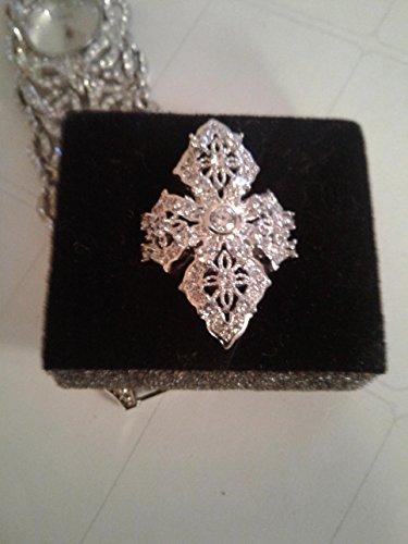 Silver Watch Jewelry Gift Set Woman Girlfriend Ladies Female Wife Mum Sister Her Birthday