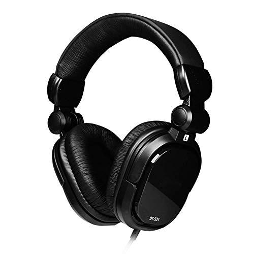 HSKS Headphones, DJ subwoofer VR video-opname studio lente kabel