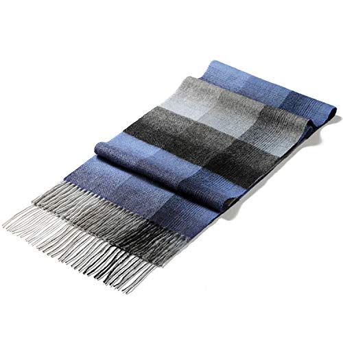 L'écharpe en laine Mérinos