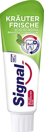 Signal Zahnpasta Kräuterfrische 75 ml