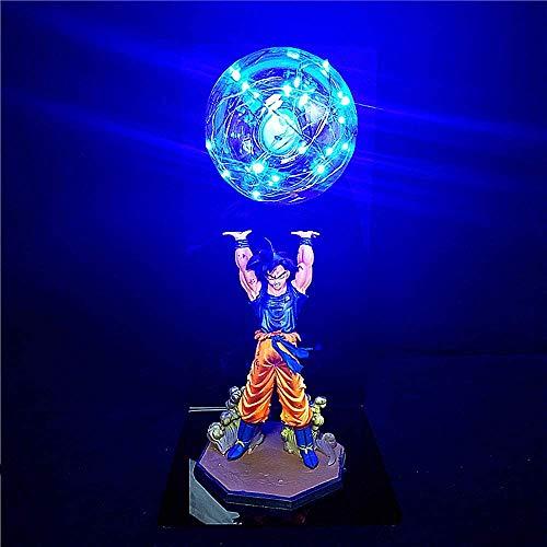 Creative Table Lampe Jouets Lampe Force Bombes Éclairage Décoratif Bureau Enfants Bébé Led Veilleuse Pour Les Enfants