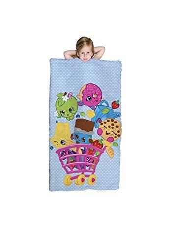 Shopkins Sleeping Slumber Bag for Kids