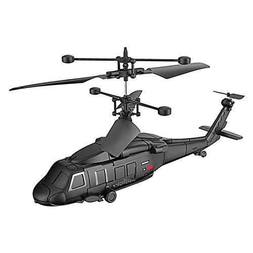 Afstandsbediening Drone Militair Gevecht Super Cool 3,5-kanaals Afstandsbediening Oorlogsvliegtuigen Model Afstandsbediening Drone Helikopter Quadcopter Toy Kid,B