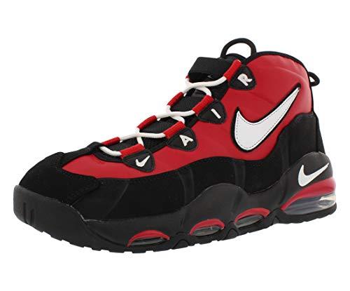 Nike Air Max Uptempo '95, University Red / White-black, 10.5