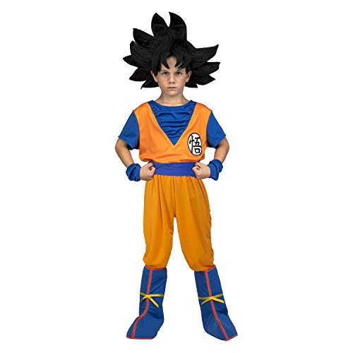My Other Me Me Goku Dragon Ball costume, Multicolore (231410)