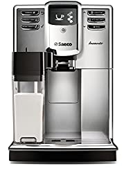 a buy recommendation for the 2020  Saeco Incanto Carafe review. 20 Best Super Automatic Espresso Machines of 2020