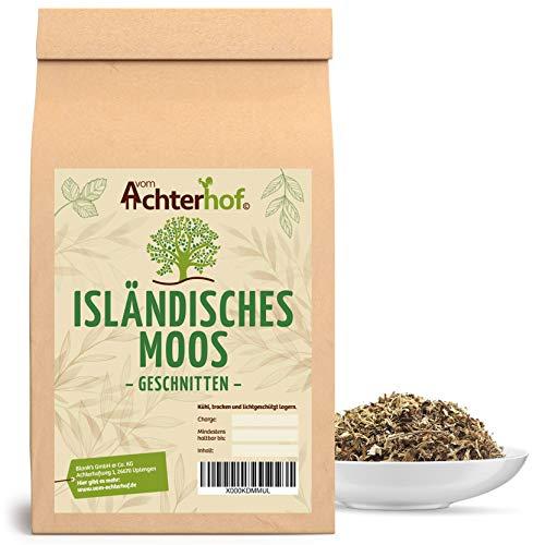 250 g Isländisch Moos Tee Islandmoos geschnitten Islandmoostee Kräutertee
