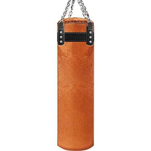 LWXTY ongevulde boksboksboksbokszak, uniseks doelwit zware bokszak, voor MMA trainingsapparatuur/gemengde gevechtskunsten/drukverlichting