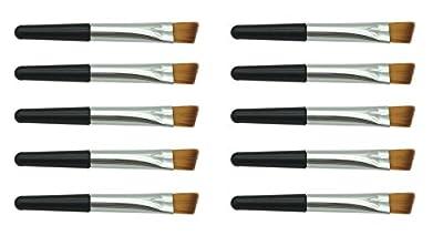 VOSAIDI 10pcs Eyebrow Brush