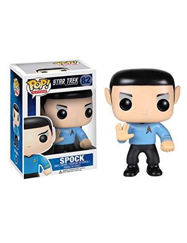 WangMaZi Pop Star Trek Spock Doll Toy Character Favorites Lovers Decoration Model Doll