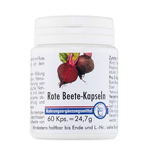 Pharma-Peter ROTE BEETE Kapseln, 60 Kapseln