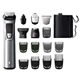 Philips Multigroom series 7000 MG7730/15 Recortadora Todo en Uno (16 en 1), Negro,...