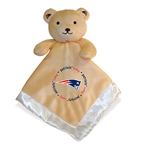 Baby Fanatic Security Bear, New England Patriots Team Colors, One Size