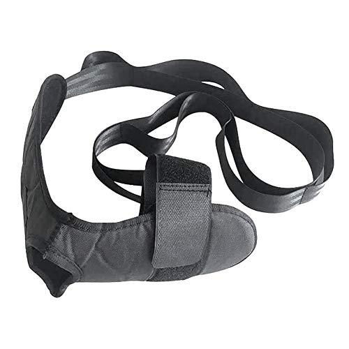 Yoga Stretching Strap,Cinturón de Yoga,Stretch Strap For Yoga,Foot Drop Strap Leg Training Foot Correct Ankle for Hamstring Stretcher Exercise Belt Yoga Belt for Strength Training,Fitness